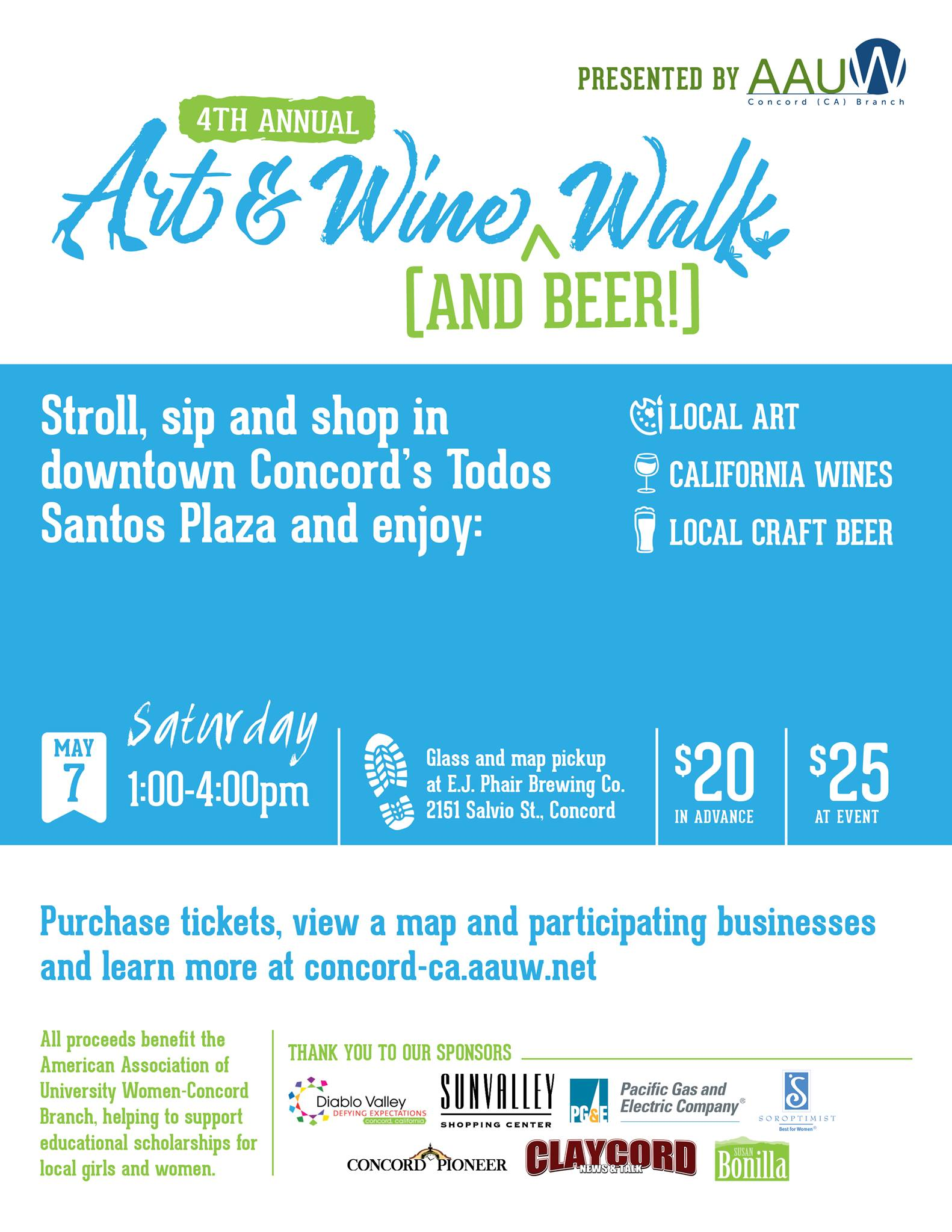 ArtWalk Info